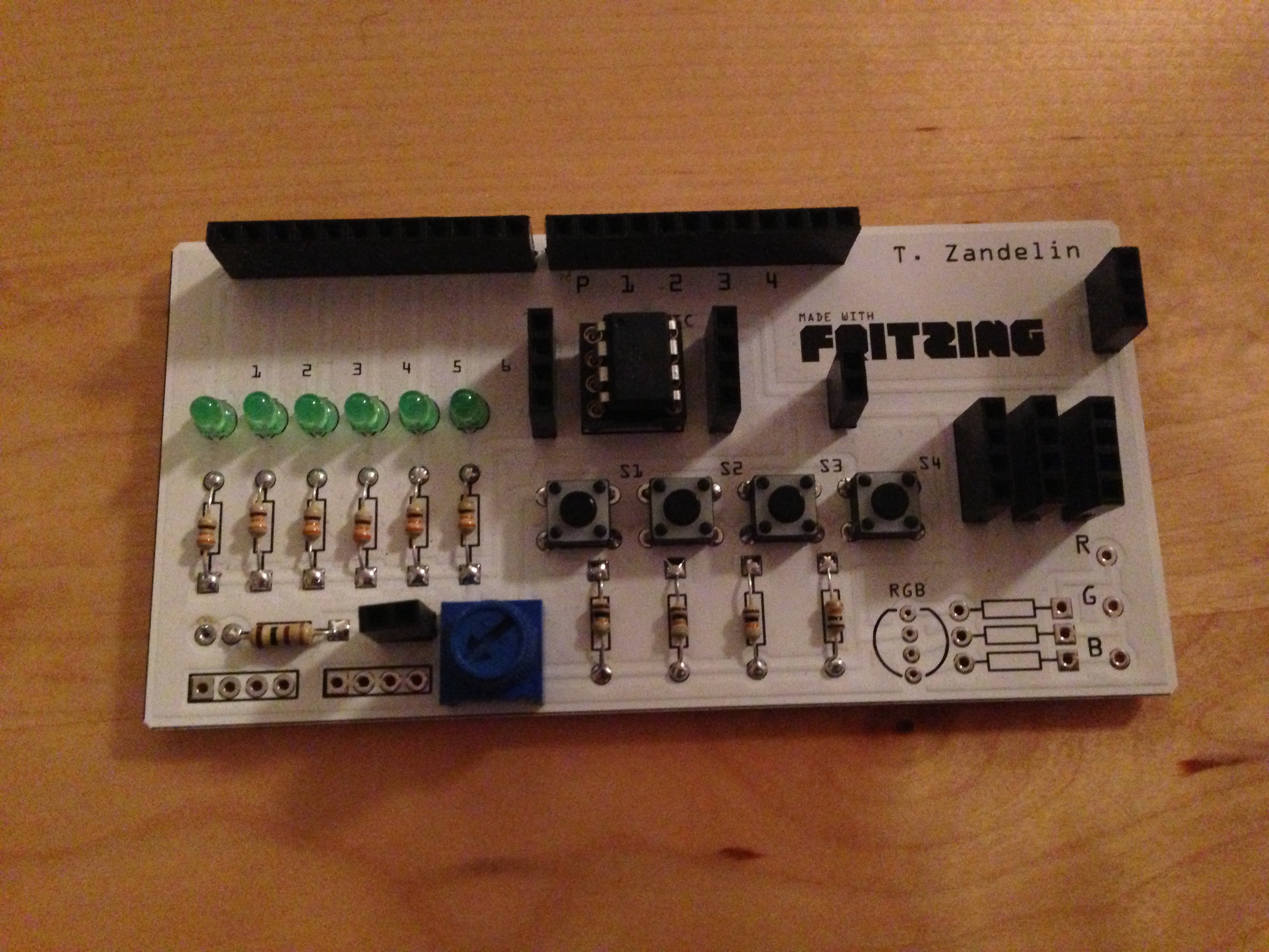 Arduino game controllers