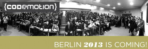 codemotion  berlin