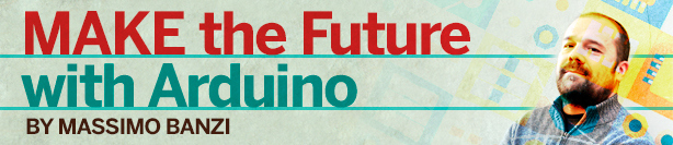 Make the future with Arduino