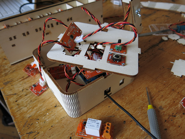 ArduinoLuce - Tinkerkit