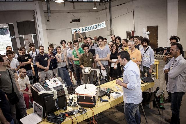 ArduinoCamp2013Hackaton