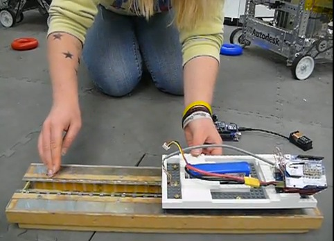 DIY maglev