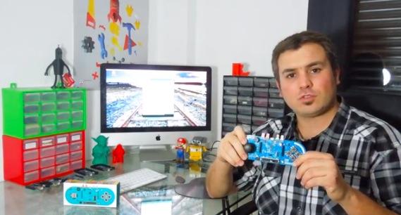 videotutorial supertux spanish