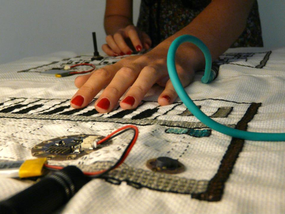 arduino lilypad projects Sew electric is a set of lilypad arduino tutorials that brings together craft, electronics the delightful projects should engage kids and adults of all ages.