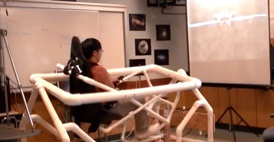 Arduino-Pneumatic Flight Simulator