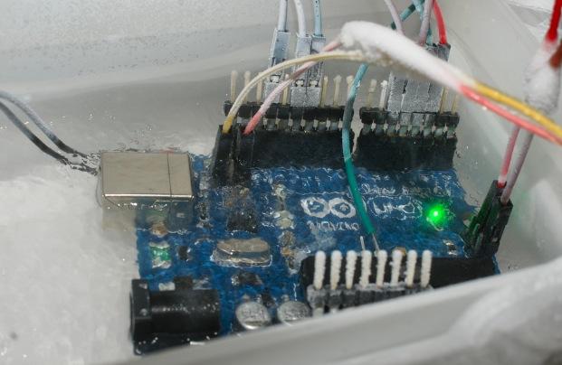 nitrogen Arduino