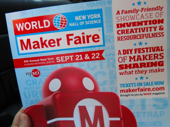 World Makerfaire 2013