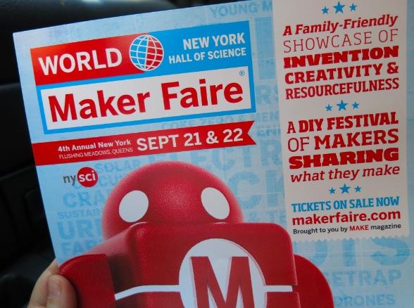 World Makerfaire 2013