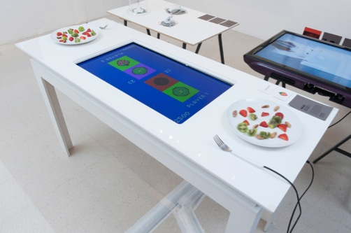PIxelate interactive table