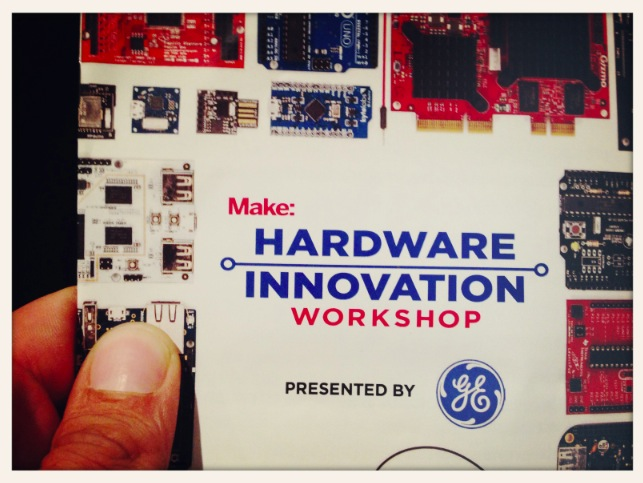 Hardware Innovation Workshop 2013
