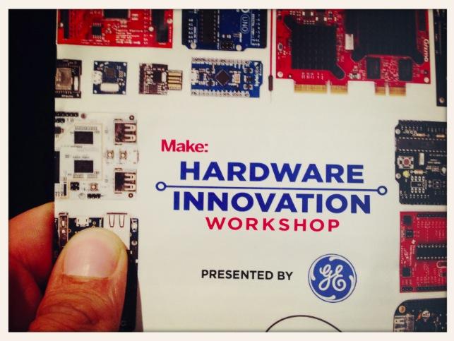 Hardware Innovation Workshop 2013