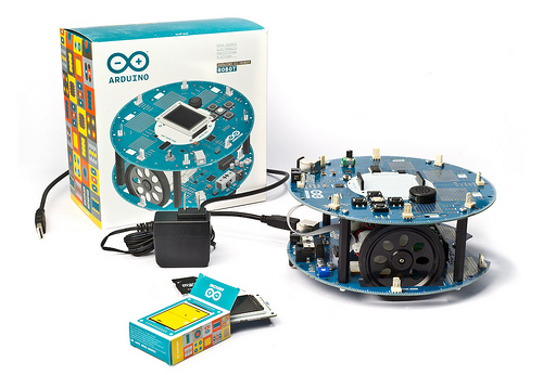 "Time to ""Hack the Arduino Robot"" - second phase"