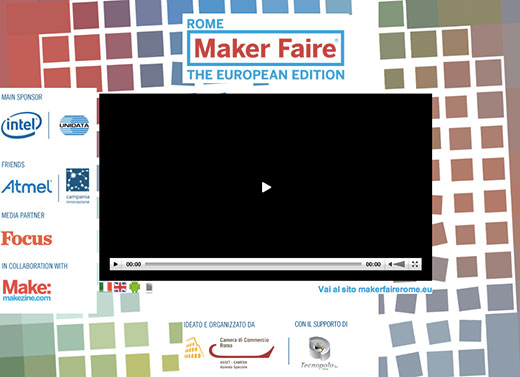 Maker Faire Streaming