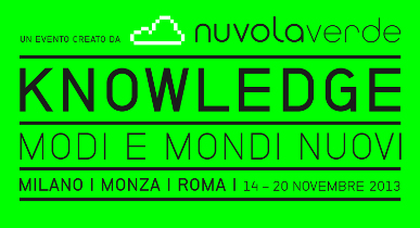 knowledge nuvola verde