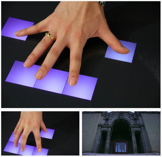 Multitouch Controller