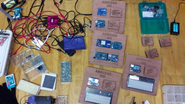 Arduino At CES 2014