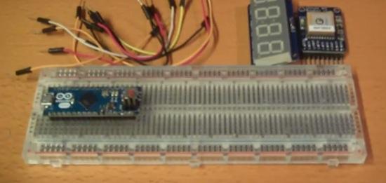 GPS Arduino Micro