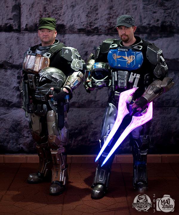 Arduino Blog 187 Stunning Halo 3 Costumes And Energy Sword