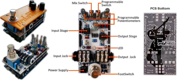 arduino blog program sound effects for your guitar with pedalshield. Black Bedroom Furniture Sets. Home Design Ideas