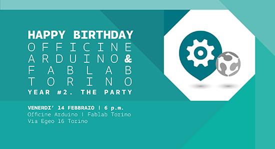 Officine Arduino Party
