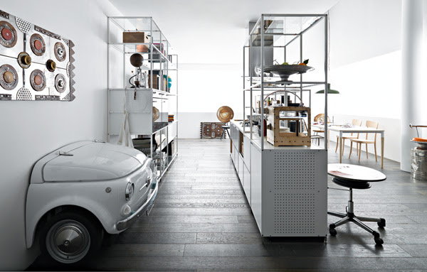 Kitchen Open Valcucine