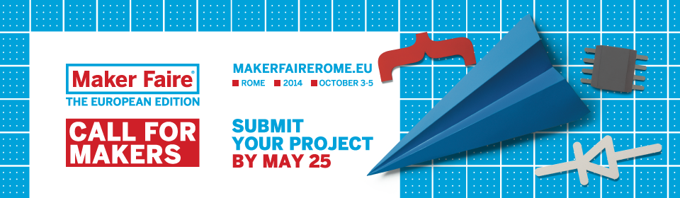 makerfaire rome 2014