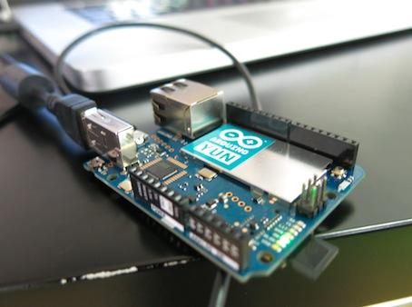 Arduino-nodejs