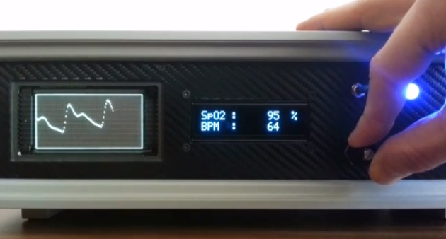 pulseoximeter