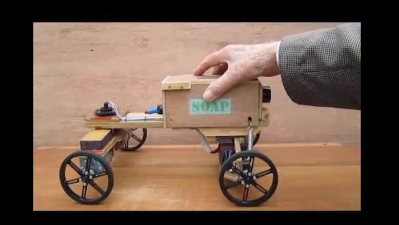 soapcart