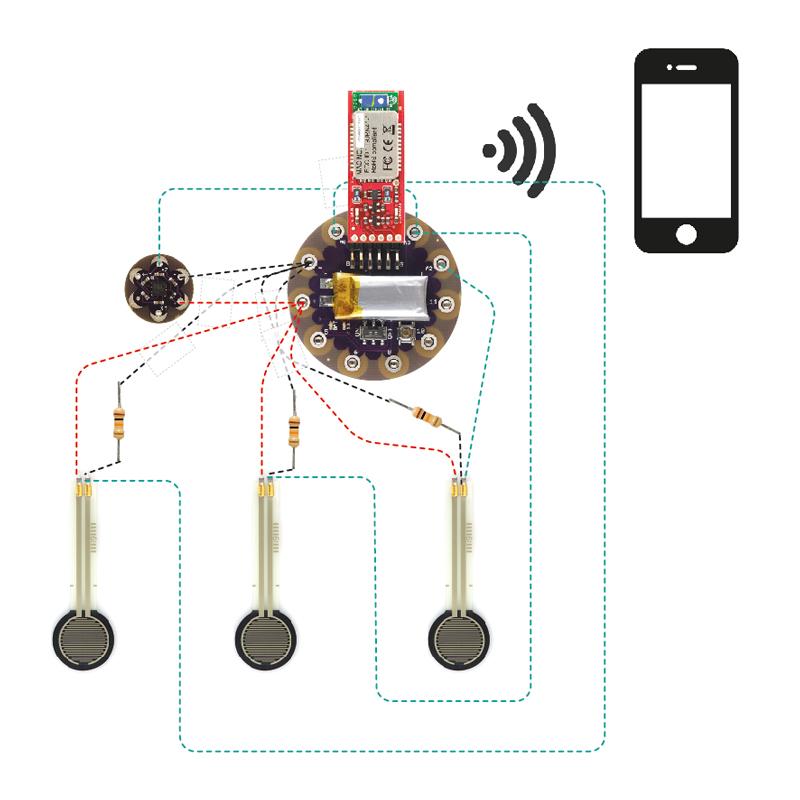 Posts with «pressure sensor» label