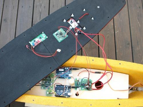 Arduino let s make robots exploring lake depths