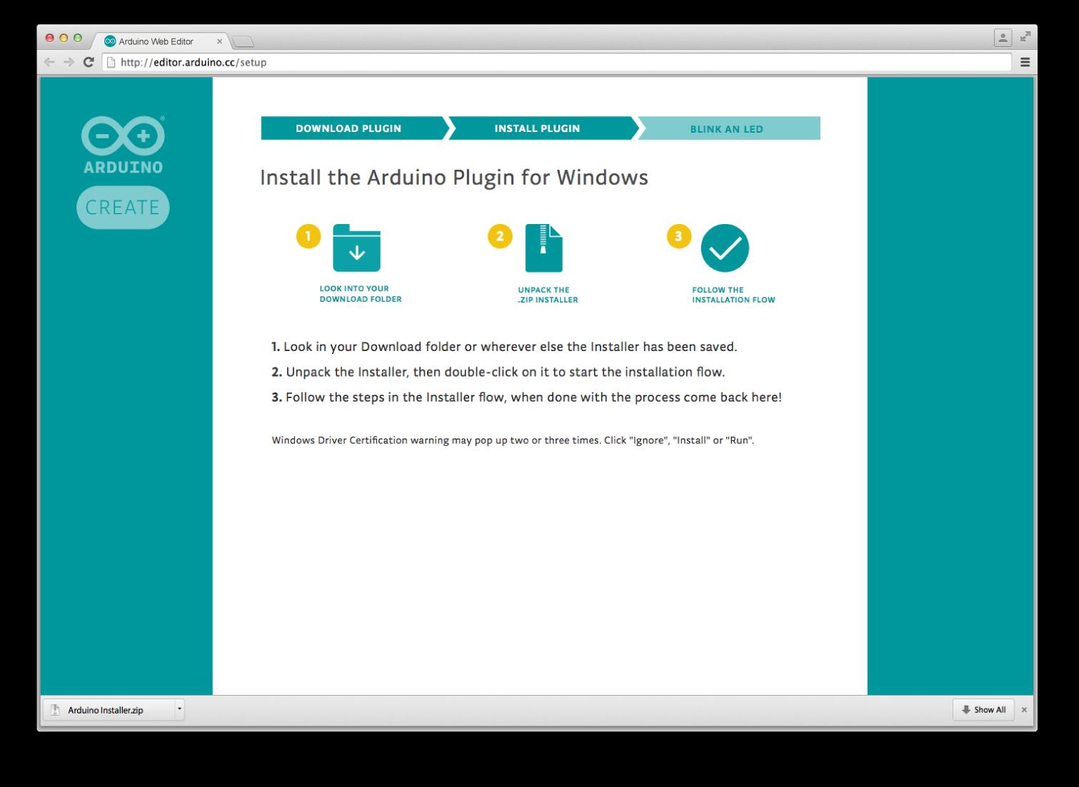 Arduino Blog » Sneak peek on the new, web-based Arduino Create  Arduino Blog »...
