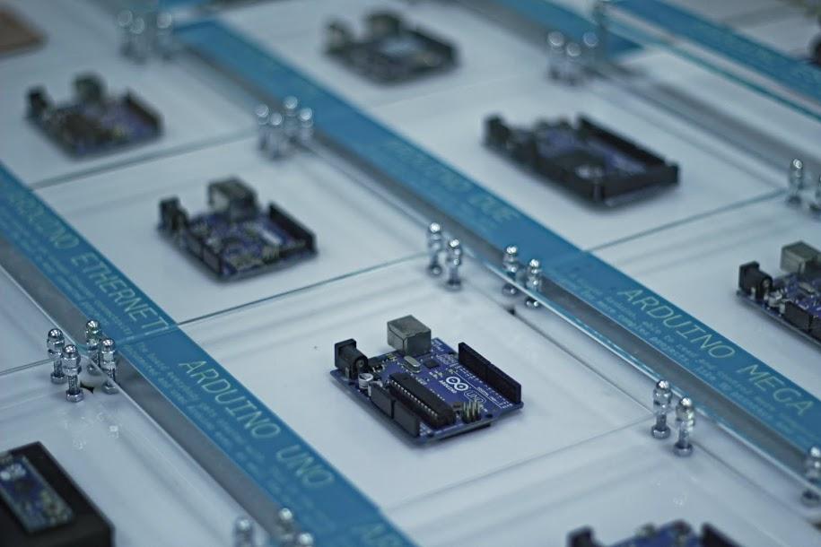 Materia 101 Is Arduinos Open-Source 3D Printer Tech