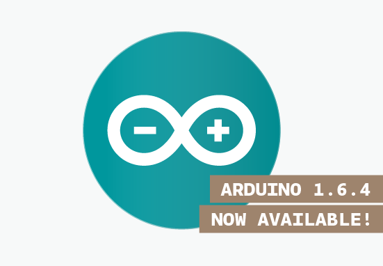 Arduino IDE 1.6.4 available