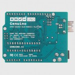 Genuino UNO - Back