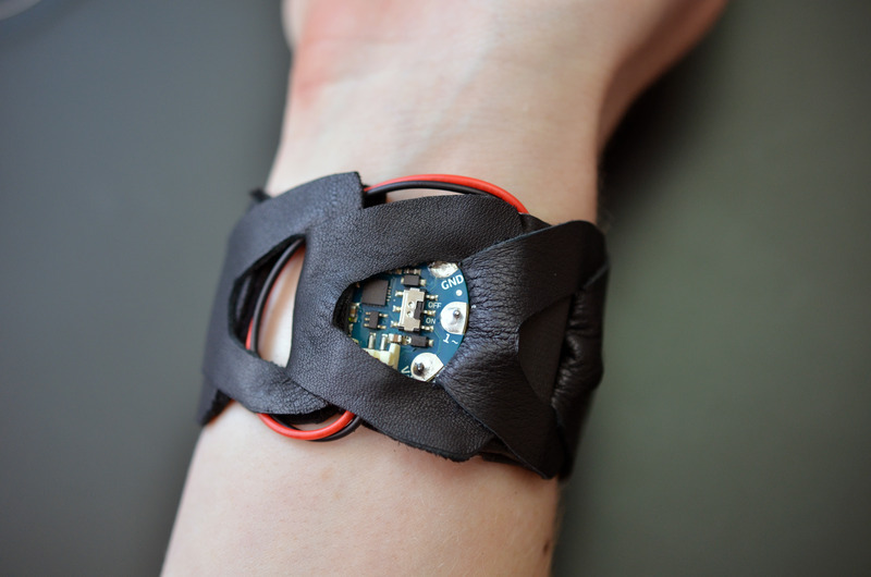 Arduino wearable computing