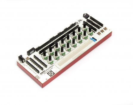Arduino Blog » NS1 Nanosynth the hackable analog synthesizer is back!