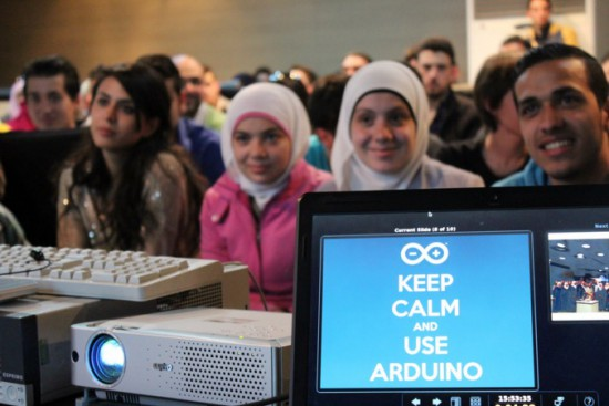Arduino Day Siria