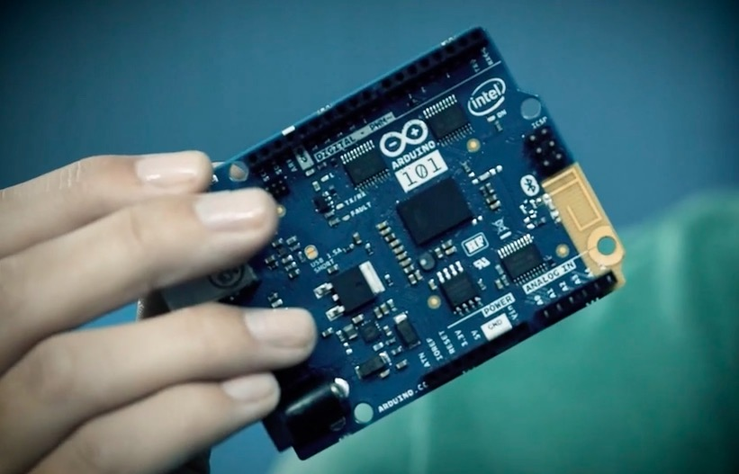 Arduino intel releases the firmware