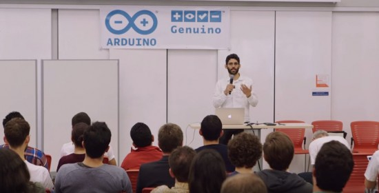 Arduino Blog » Machine learning for the maker community