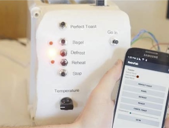 Retrofit your old appliances with new controls
