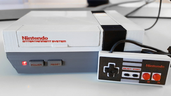 Arduino Blog » Honey, I shrunk the NES… with Raspberry Pi