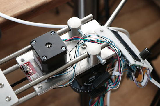 Motorized Camera Slider | PlanetArduino