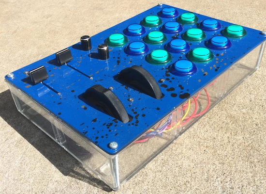 Arduino Blog Building A Sweet Plastic Midi Controller