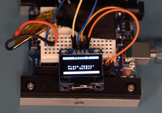 81fe989dc8d Arduino Blog » Measure a magnet s strength with this DIY Gauss Meter