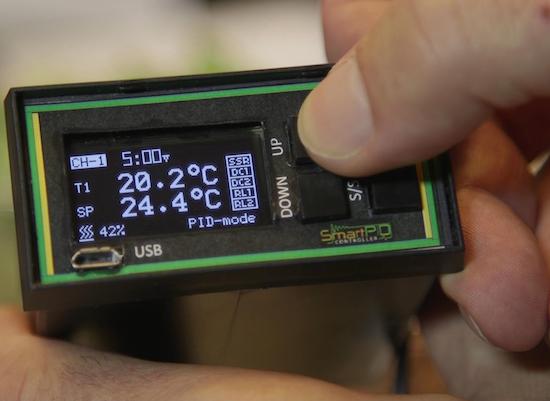 Arduino Blog » SmartPID is a smart temperature and process