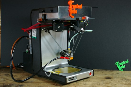 Arduino Blog Converting A Coffee Maker Into A 3d Printer