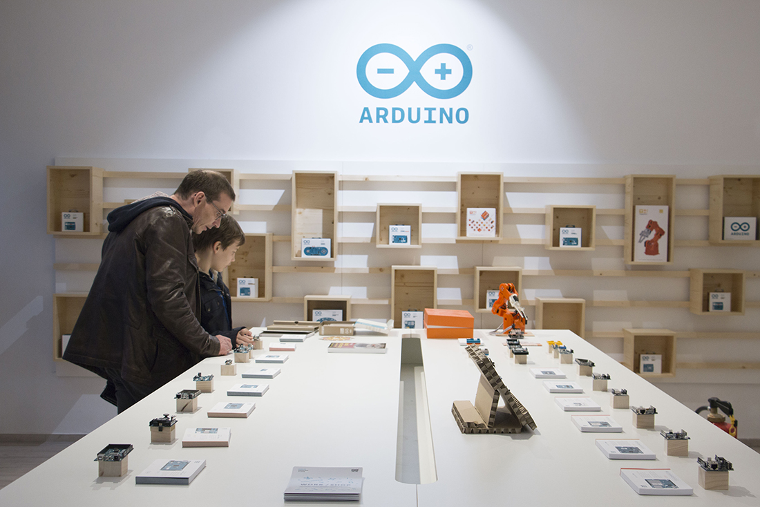 Arduino Workshop in Berlin