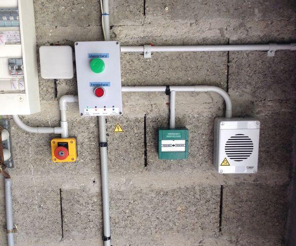 Arduino Blog Unlock Your Garage Door With A Fingerprint
