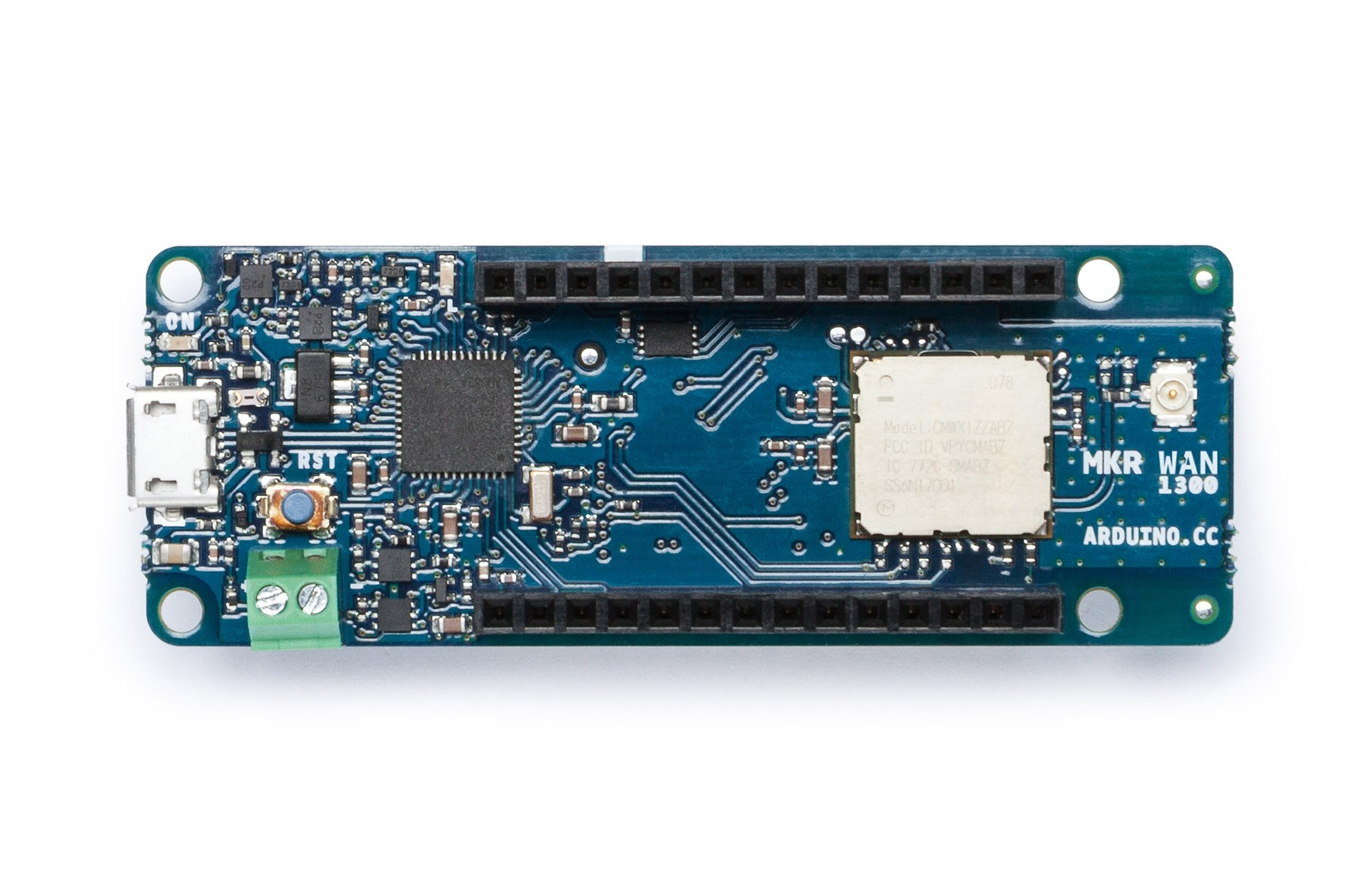 Arduino Blog » Introducing the Arduino MKR WAN 1300 and MKR